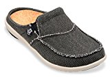 Spenco Men's Siesta Canvas Slide Sandal